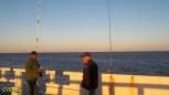 Plataforma de pesca
